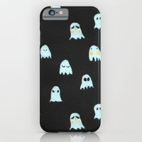 iPhone & iPod Case featuring ghosts by Maya Bee Illustrations