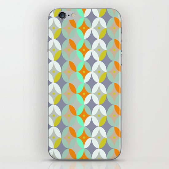 Geometric FUN iPhone & iPod Skin