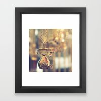 I Just Called To Say ...… Framed Art Print