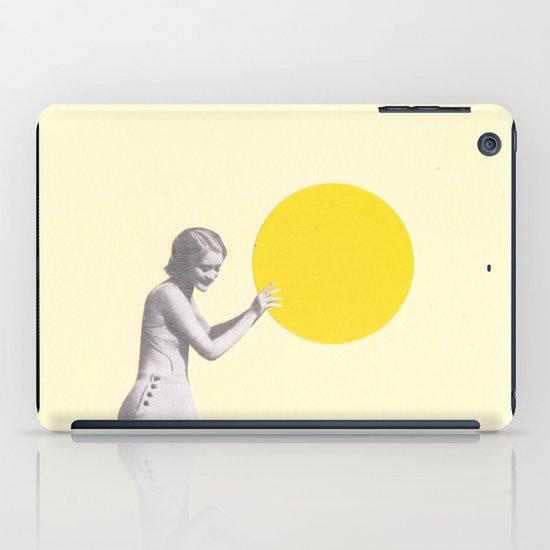 She Caught the Sun iPad Case