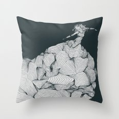 Come To Nothing Throw Pillow