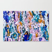 Naked Dancing People Canvas Print