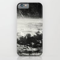 iPhone & iPod Case featuring Somewhere Over The Clouds (I by Dr. Lukas Brezak