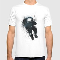 The Infinite Wanderers Mens Fitted Tee White SMALL