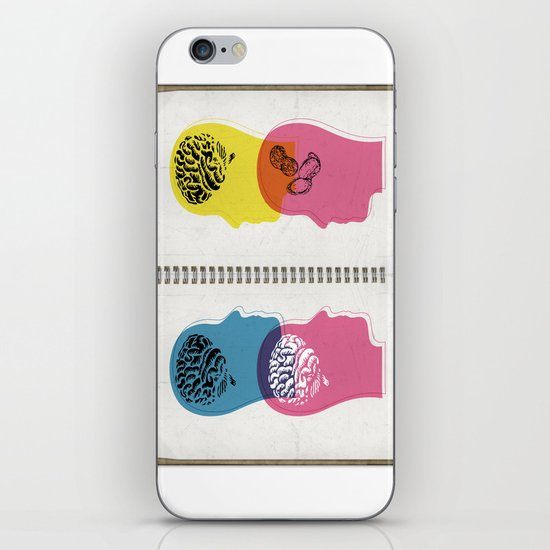 law of averages iPhone & iPod Skin