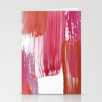 Pink Mood Stationery Cards