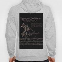 Hippocampus Hendricksium  Hoody