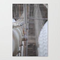 The  (Brooklyn) Bridge Canvas Print
