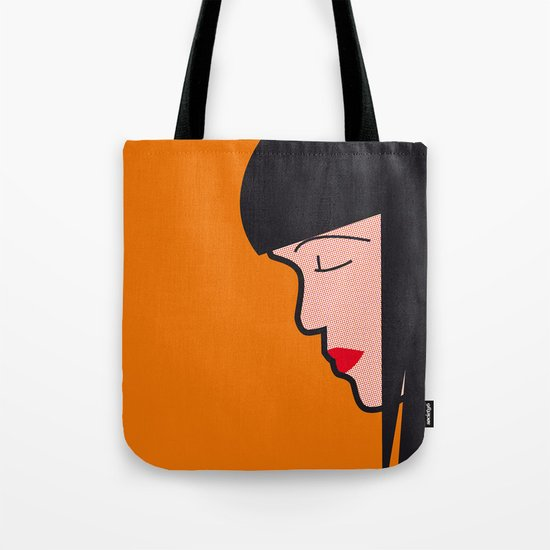 Pop Icon - Mia Tote Bag