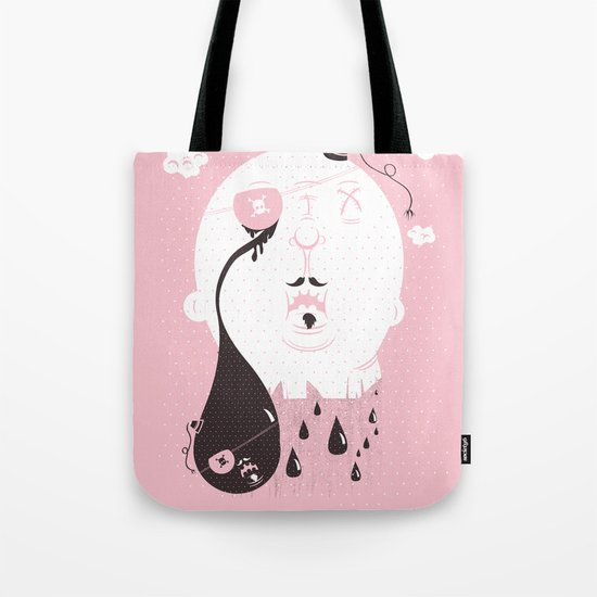 ... Population: Awesome Power Tote Bag