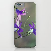 BlueBell Flower Nature Photography  iPhone 6 Slim Case