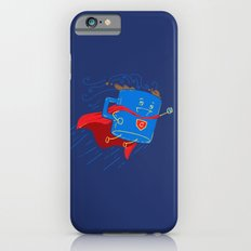 Super Coffee (Navy) Slim Case iPhone 6s