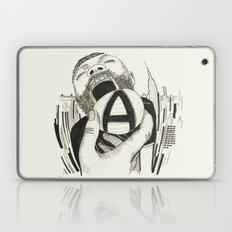 // A    Laptop & iPad Skin