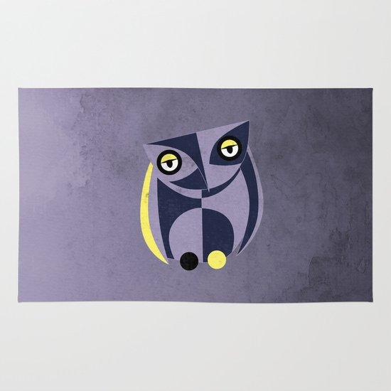 owl  Area & Throw Rug