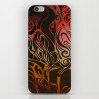 Petrol iPhone & iPod Skin