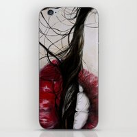 Tangles   iPhone & iPod Skin