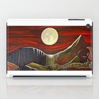 Gaia and Luna Grande iPad Case