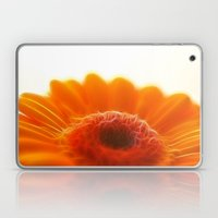 Orange Gerbera Laptop & iPad Skin