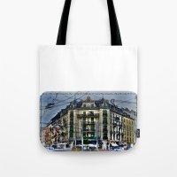 Geneva -  Switzerland Tote Bag