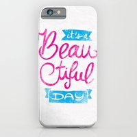 It´s a Beautiful Day iPhone 6 Slim Case