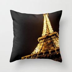 La Tour Throw Pillow