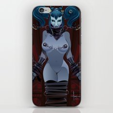 DEVIOUSLY FETTERED iPhone & iPod Skin