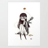 AK Art Print