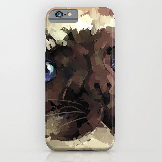 Himalaya cat(peaceful) iPhone & iPod Case