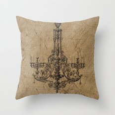 Light for the Ages Throw Pillow