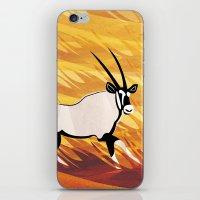 Africa! iPhone & iPod Skin