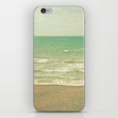 The Sea, the Sea iPhone & iPod Skin