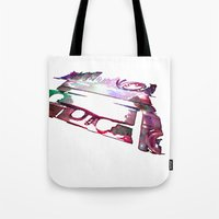 Mix Tape #9 Tote Bag