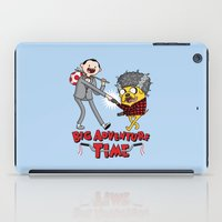 Time For a Big Adventure iPad Case