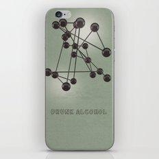 Drunk Alcohol iPhone & iPod Skin