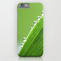 On The Edge Of Green - W… iPhone 6 Slim Case