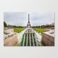 Eifel Tower  Canvas Print