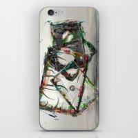 Zeitlose Kunst iPhone & iPod Skin