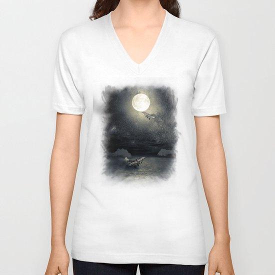 Chapter V V-neck T-shirt