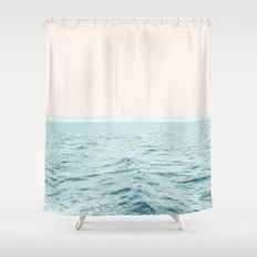 Sea Breeze #society6 #decor #style #tech Shower Curtain