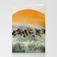 Near Harbor Stationery Cards