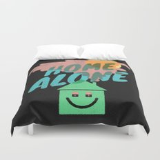 Home Alone Duvet Cover