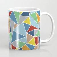 Abstraction Outline Mug