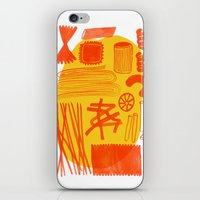 Pasta Soul iPhone & iPod Skin