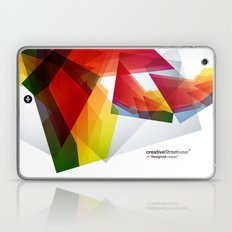 Abstrakt Laptop & iPad Skin