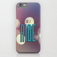 Take A Ride iPhone 6 Slim Case