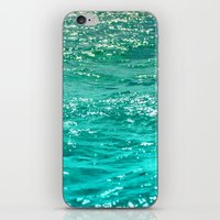 SIMPLY SEA iPhone & iPod Skin