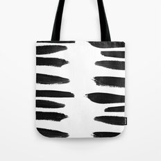 TUXEDO STROKE Tote Bag
