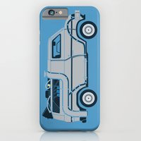 Back to The Future DeloreVan iPhone 6 Slim Case
