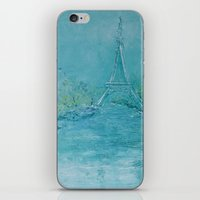City Of Love iPhone & iPod Skin