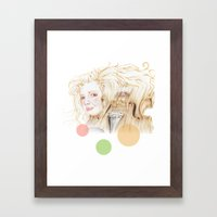 crescendo Framed Art Print
